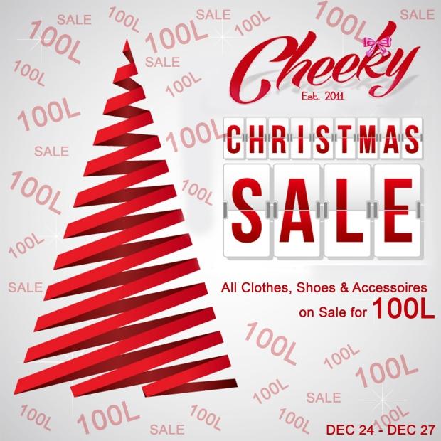 Christmas Sale 2015